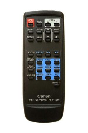 Canon WL-D80E távirányító