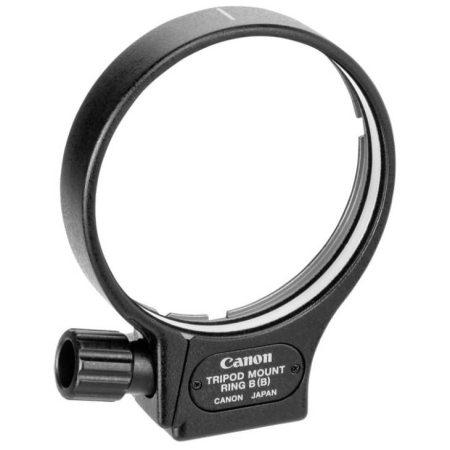 Canon Tripod Mount Ring B (B) (fekete)
