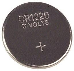 GP CR1220 Lithium Gombelem