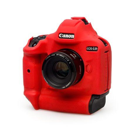 easyCover Canon EOS 1Dx / 1Dx mark II tok - piros színű (ECC1DX2R)