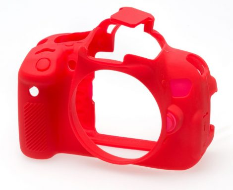 easyCover Canon EOS 650D / 700D - piros színű