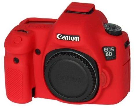 easyCover (Canon EOS 6D) (3 színben) (piros)