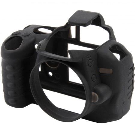 easyCover Nikon D3100 tok - fekete színű