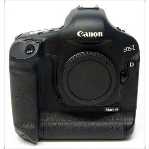 Canon EOS 1D mark III váz - Használt