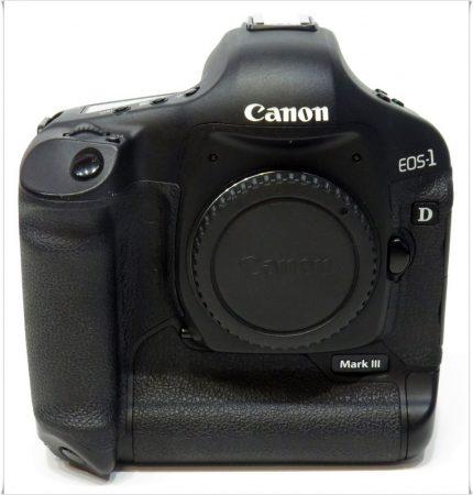 Canon EOS 1D mark III váz