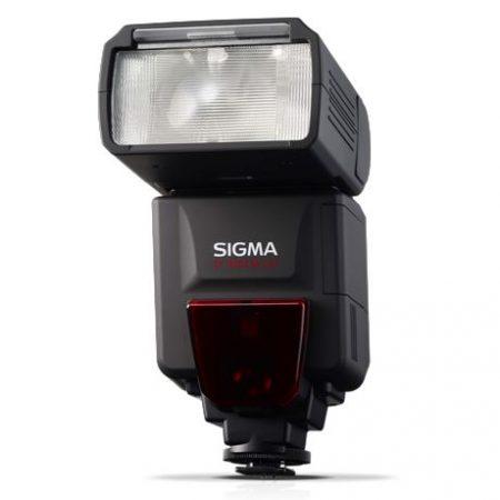 Sigma EF-610 DG ST vaku - Nikon NA-ITTL
