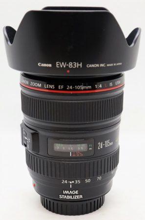 Canon EF 24-105mm / 4 L IS USM - Használt