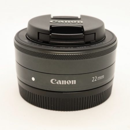 Canon EF-M 22mm / 2.0 STM - Használt