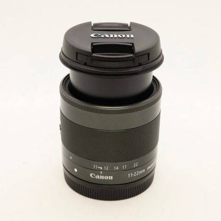 Canon EF-M 11-22mm / 4-5.6 IS STM - Használt