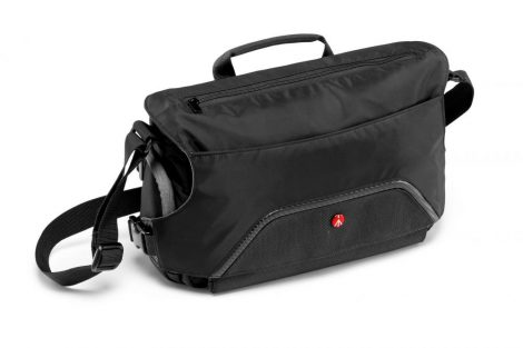 Manfrotto Advanced Pixi messenger CSC/DSLR kamera táska, fekete (MA-M-AS)