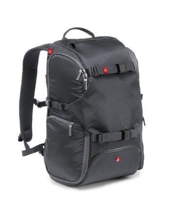 Manfrotto Advanced Travel hátizsák DSLR és laptop számára, szürke (MA-TRV-GY)