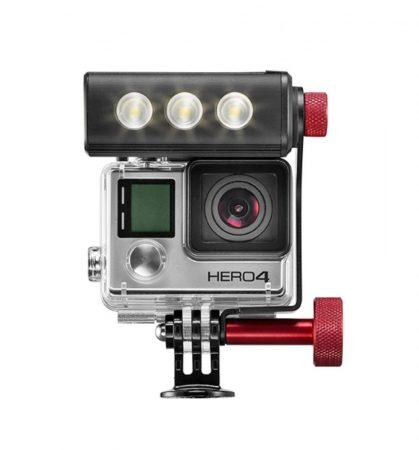 Manfrotto Off road thrilled lámpa és tartó konzol gopro kamerákhoz (MLOFFROAD)