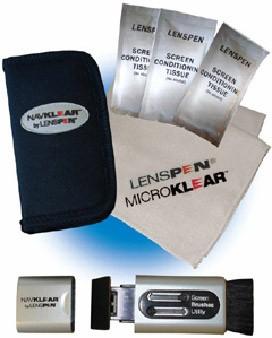 LensPen Navklear GPS tisztító kit
