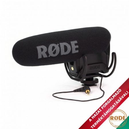 Rode VideoMic Pro professzionális DSLR/kamera mikrofon