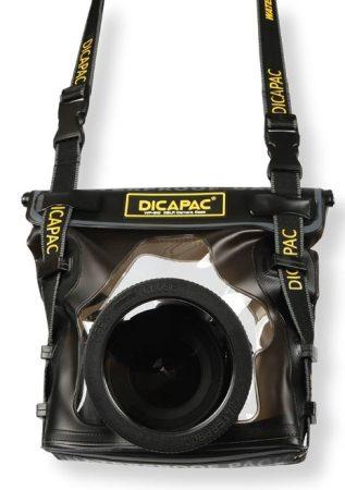 DiCAPac SLR vízalatti tok