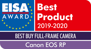 EISA BEST BUY FULL-FRAME CAMERA 2019-2020