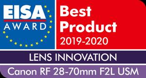 EISA LENS INNOVATION 2019-2020