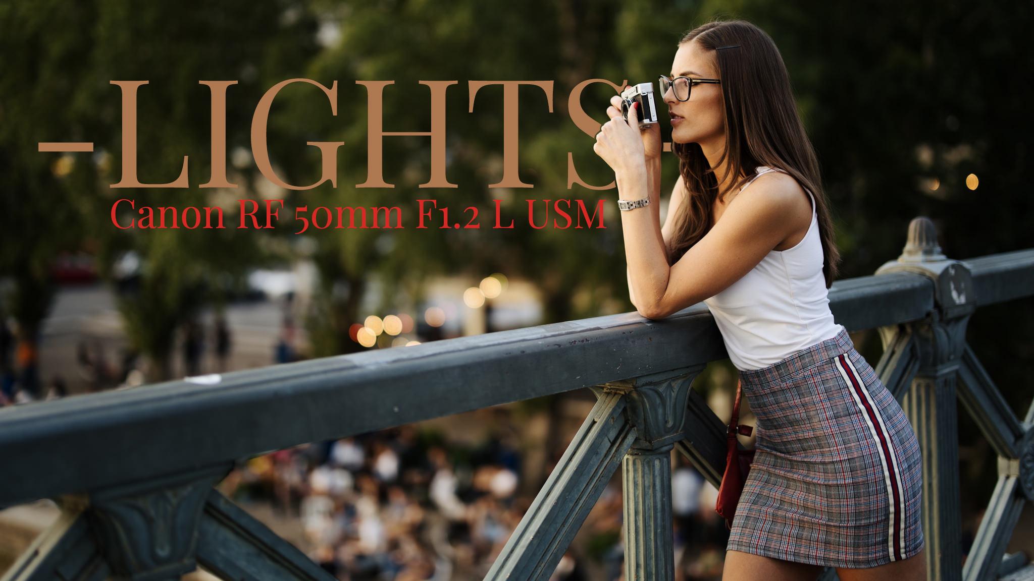Canon RF 50mm 1.2L USM teszt review | Seres Zsolt fotós