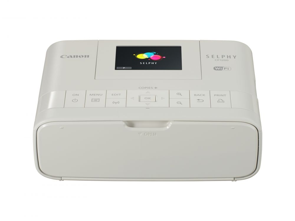 Canon SELPHY CP1200 fotónyomtató (fehér) (Wi-Fi)